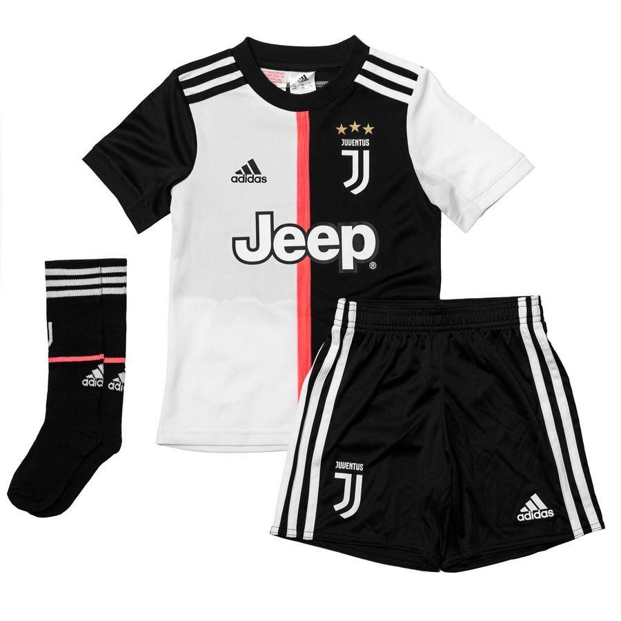Juventus Home Shirt 2019/20 Mini-Kit Kids | www.unisportstore.com