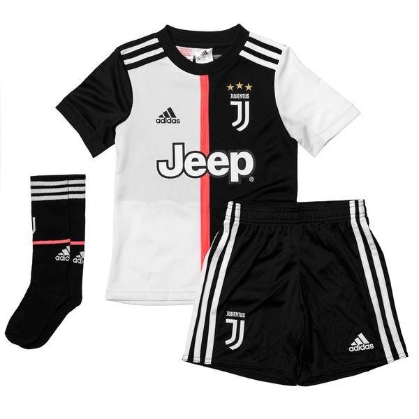 9a952aa42 Juventus Home Shirt 2019/20 Mini-Kit Kids | www.unisportstore.com