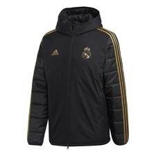Real Madrid Vinterjacka - Svart/Guld