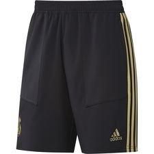 Real Madrid Shorts Woven - Svart/Guld