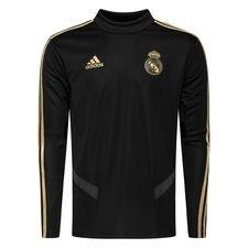 Real Madrid Träningströja - Svart/Guld