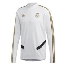 Real Madrid Träningströja - Vit/Guld