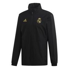 Real Madrid Jacka All Weather - Svart/Grå