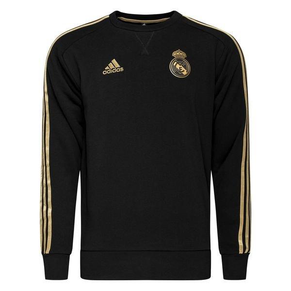new products c06e4 d7fd9 Real Madrid Sweatshirt - Black/Gold
