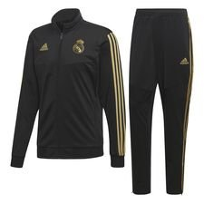 Real Madrid Trainingspak PES - Zwart/Goud