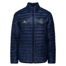 Real Madrid Light Dunjacka Seasonal Special - Navy