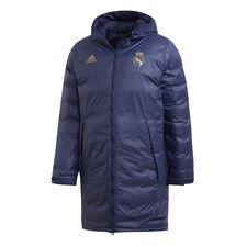 Real Madrid Coat Seasonal Special Lång - Navy/Guld