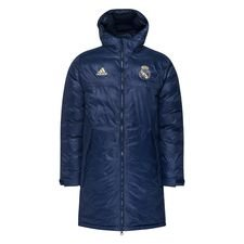 Real Madrid Coat Seasonal Special Lång - Navy/Guld