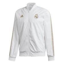 Real Madrid Jacka Anthem - Vit/Guld