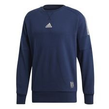 Real Madrid Sweatshirt Seasonal Special - Navy/Weiß