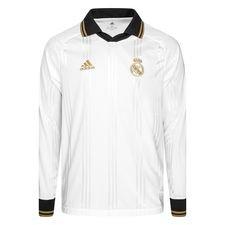Real Madrid Fotbollströja Icon - Vit/Svart