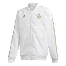 Real Madrid Jacka Anthem - Vit/Guld Barn