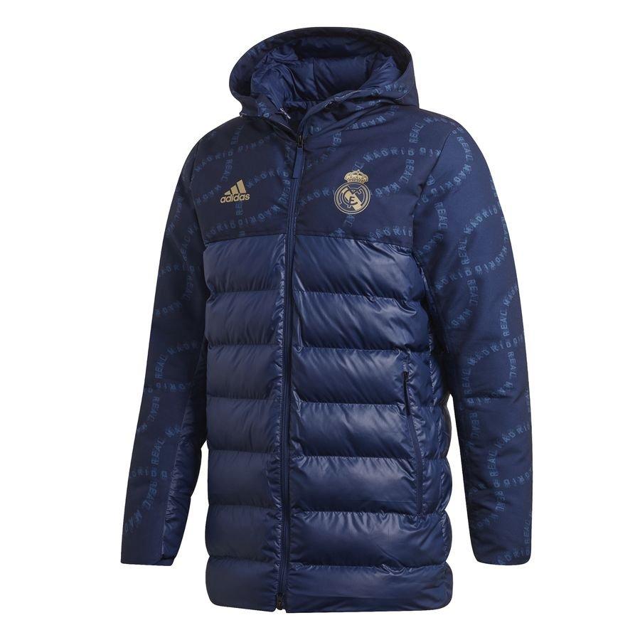 Real Madrid Seasonal Special Dunjakke - Navy thumbnail