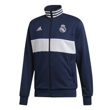 Real Madrid Track Top 3S - Navy/Vit