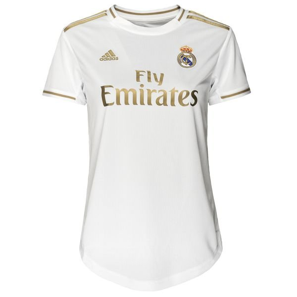 more photos 2b8e6 159f3 Real Madrid Home Shirt 2019/20 Woman