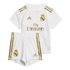 Real Madrid Thuisshirt 2019/20 Mini-kit Kinderen