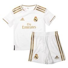 Real Madrid Hemmatröja 2019/20 Mini-Kit Barn