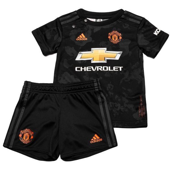 quality design d2a53 7ce1e Manchester United Third Shirt 2019/20 Baby-Kit Kids