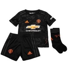 Manchester United Tredjetröja 2019/20 Mini-Kit Barn