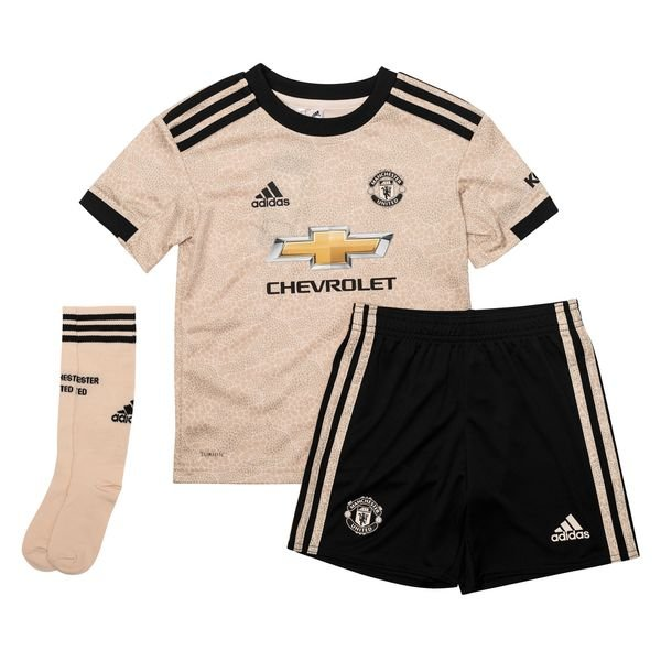 adidas Kid's Manchester United 3rd Jersey 20182019
