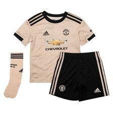 Manchester United Bortatröja 2019/20 Mini-Kit Barn