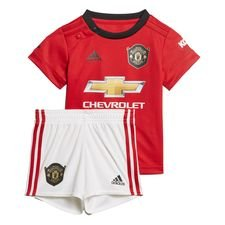 Manchester United Hemmatröja 2019/20 Mini-Kit Barn