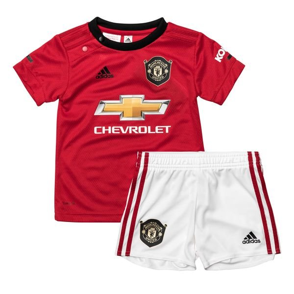 pretty nice 0dc59 56b32 Manchester United Home Shirt 2019/20 Baby-Kit Kids