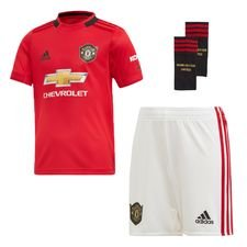 Manchester United Thuisshirt 2019/20 Mini-Kit Kinderen