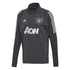 Manchester United Träningströja EL - Grå/Silver