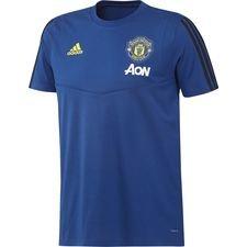 Manchester United T-Shirt - Blå/Svart