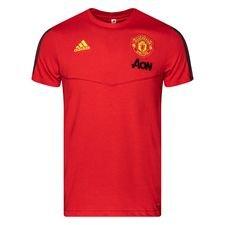 Manchester United T-Shirt - Röd/Grå