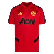 Manchester United Tränings T-Shirt - Röd/Grön Barn