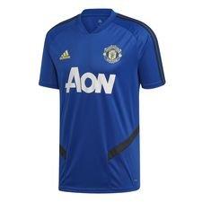 Manchester United Tränings T-Shirt - Blå/Svart