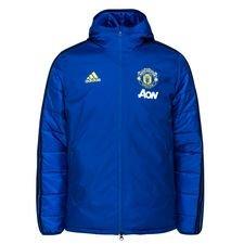 Manchester United Vinterjacka - Blå/Svart