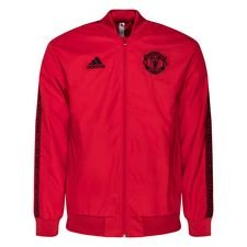 Manchester United Jacka Anthem - Röd/Svart Barn