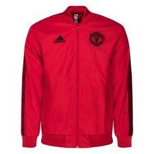 Manchester United Jacka Anthem - Röd/Svart