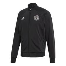 Manchester United Track Top Icon - Svart