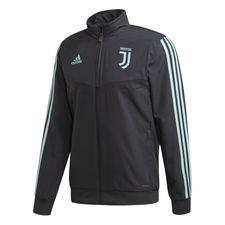 Juventus Träningsjacka Presentation UCL - Grå/Blå
