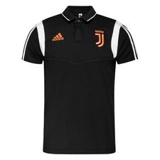 Juventus Piké - Svart/Vit