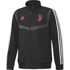 Juventus Trainingsjas Presentation – Zwart/Wit