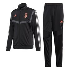Juventus Träningsoverall PES - Svart/Vit