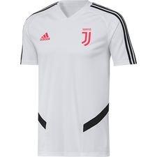 Juventus Tränings T-Shirt - Vit/Svart