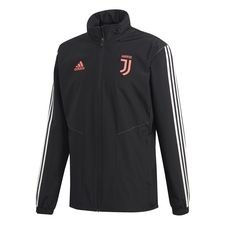 Juventus Jacka All Weather - Svart/Vit