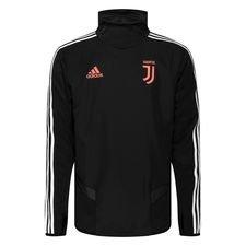 Juventus Träningströja Warm - Svart/Vit