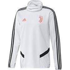 Juventus Träningströja Warm - Vit/Svart
