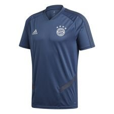 Bayern München Tränings T-Shirt - Navy/Navy
