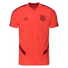 Bayern München Tränings T-Shirt - Röd/Röd Barn