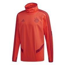 Bayern München Träningströja Warm - Röd/Röd