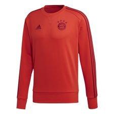 Bayern München Sweatshirt - Röd/Röd