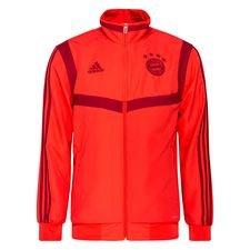 Bayern München Träningsjacka Presentation - Röd/Röd